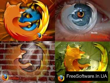 Шпалери Firefox