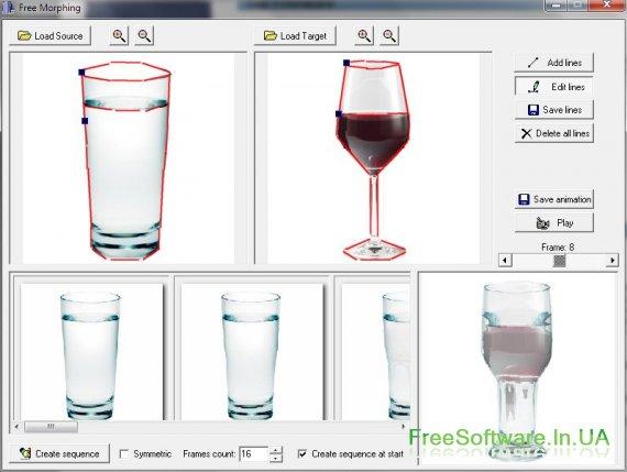 Краща безкоштовна програма для морфінгу зображень і відео