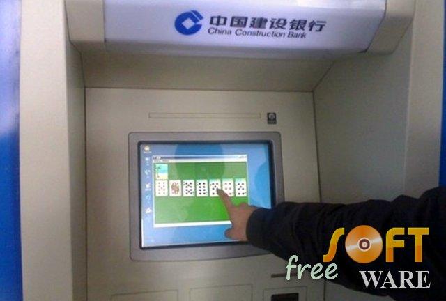 Якщо банкомат використовує Windows