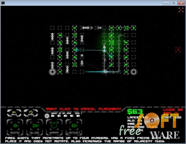 NUD — гра в жанрі «баштового захисту»