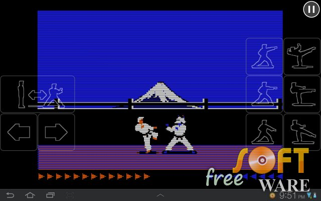 Karateka Classic для Android та iOS